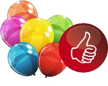 Luftballons (bedruckt)drucken